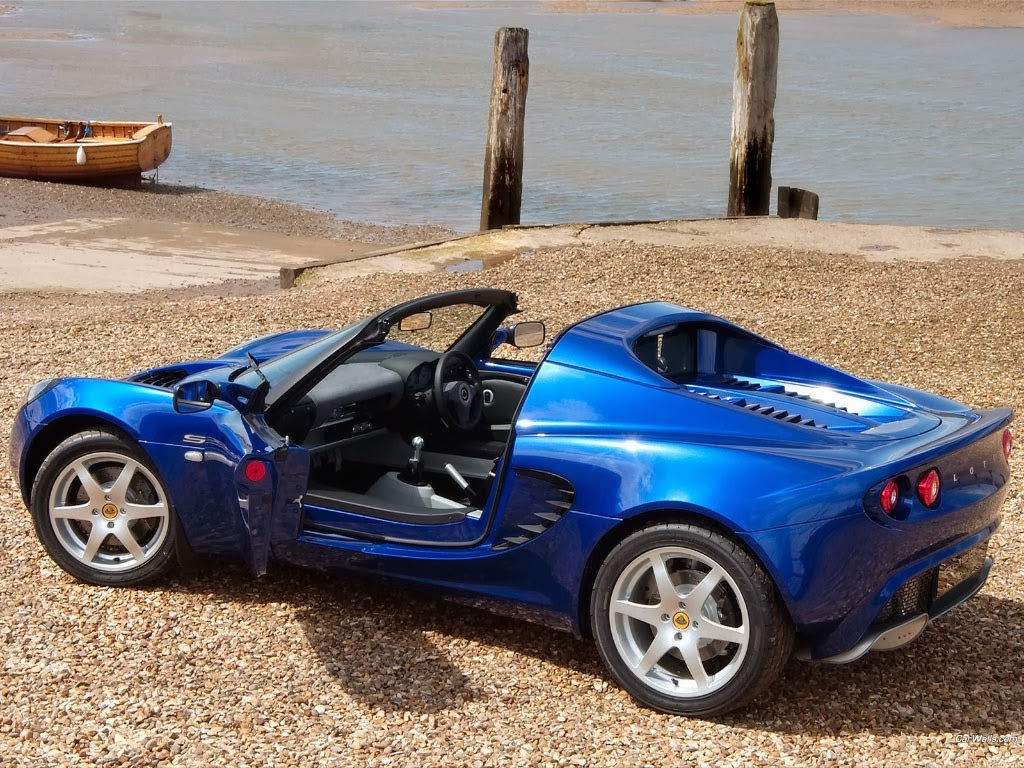 Lotus Elise 2014 Pictures