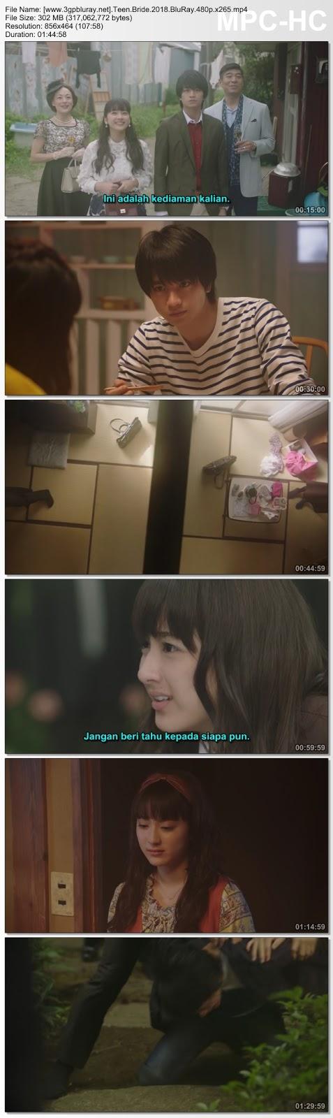 Screenshots Download Miseinen Dakedo Kodomo Janai (2018) BluRay 480p & 3GP Subtitle Indonesia