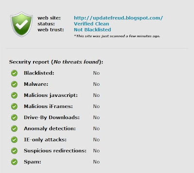 O Blog do seu PC é totalmente seguro