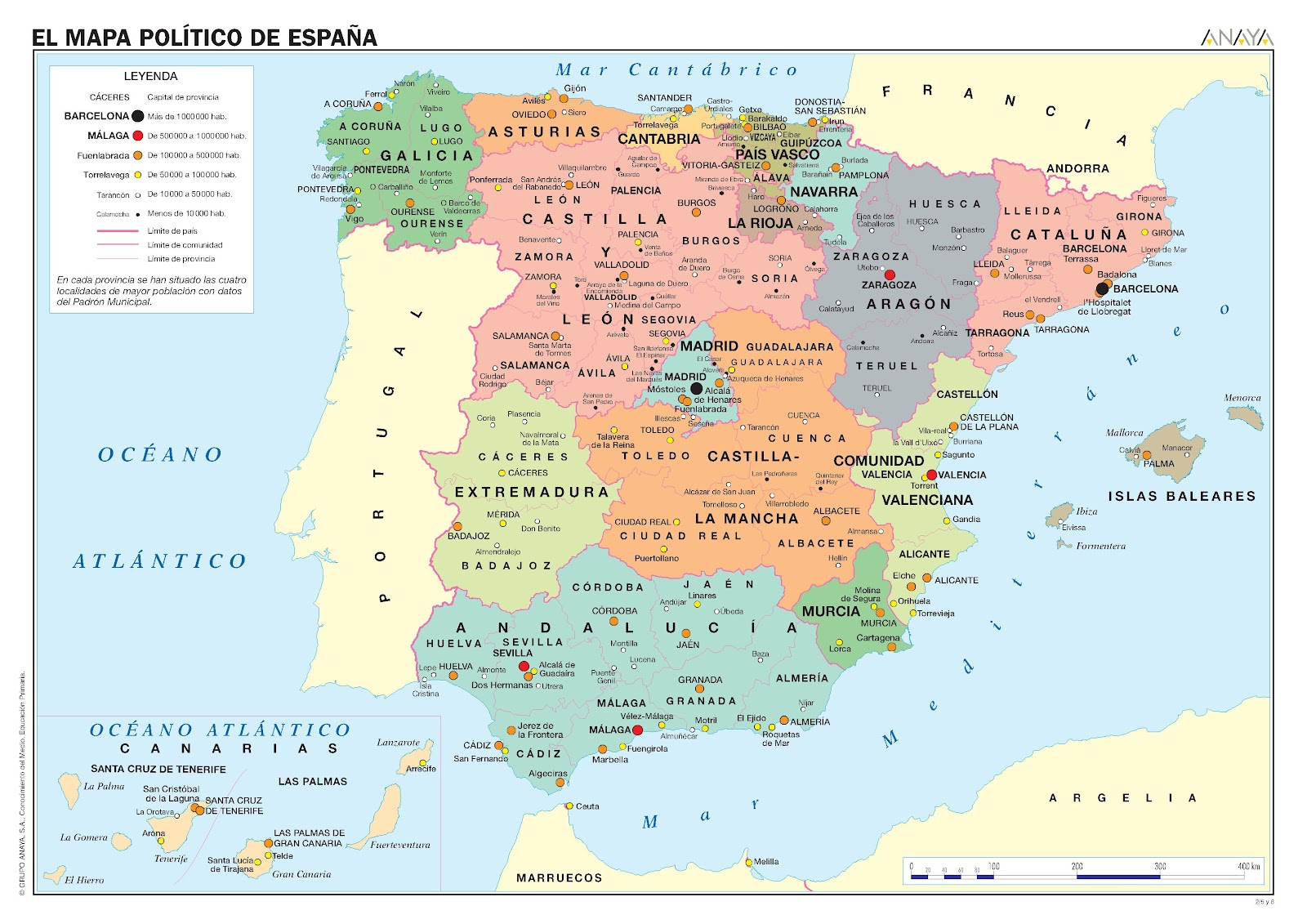 Mapa Flash Provincias Espana.Marinaeduca Mapas Interactivos De Espana