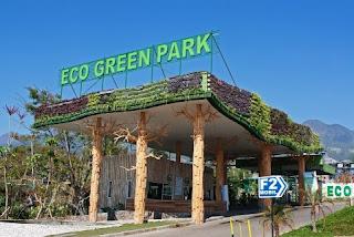 Foto DP bbm taman wisata Eco Green Park Malang Jawa Timur Indonesia
