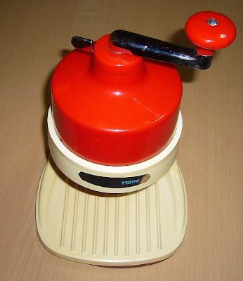 昭和のかき氷機(氷かき器)