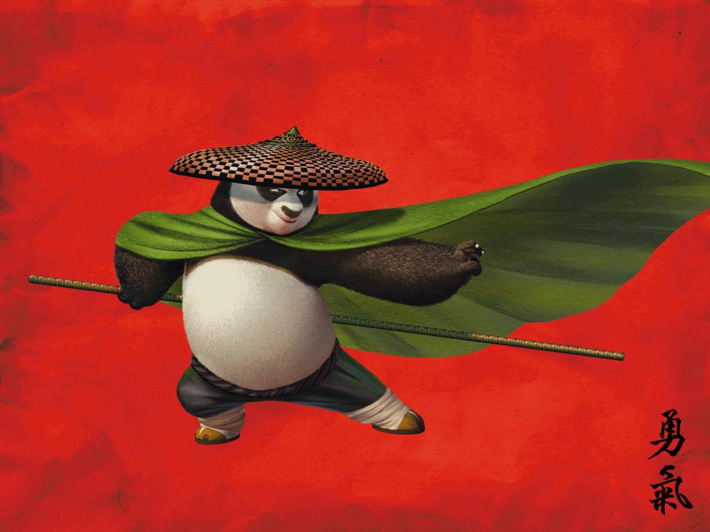 Kungfu Panda 2 wallpaper HD and Movie Trailer