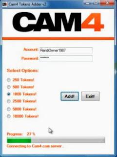 Cam4 Token Hack