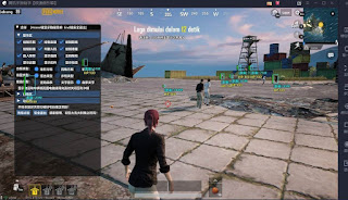 Link Download File Cheats PUBG Mobile Emulator 3 Jan 2019