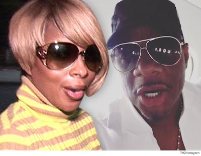 Mary J. Blige's estranged husband files for temporary monthly spousal support