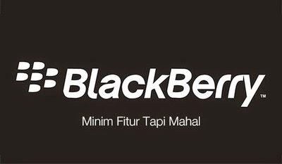 arti sebenarnya dari logo blackberry