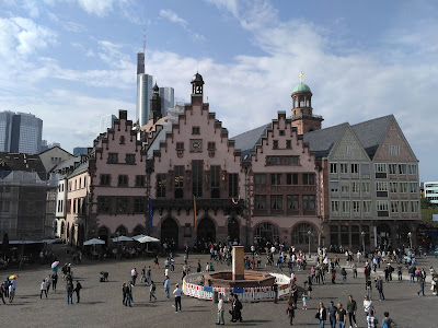 plaza romer frankfurt