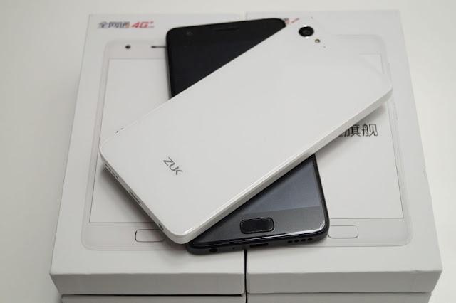Zuk Z2, MSM8996