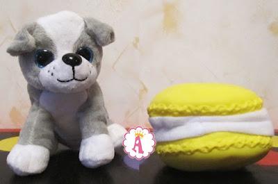 Мягкая игрушка макаруны Sweet Pups Rex