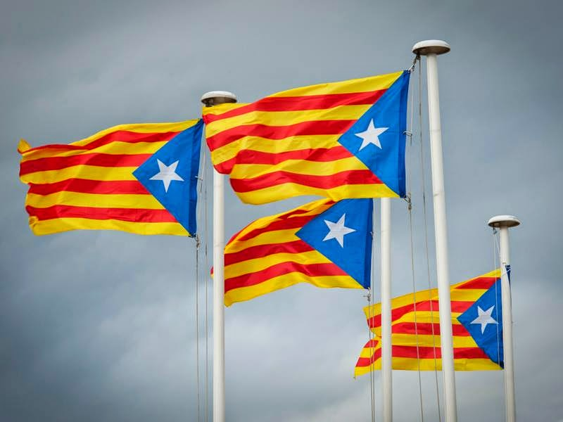Free Catalonia Flags