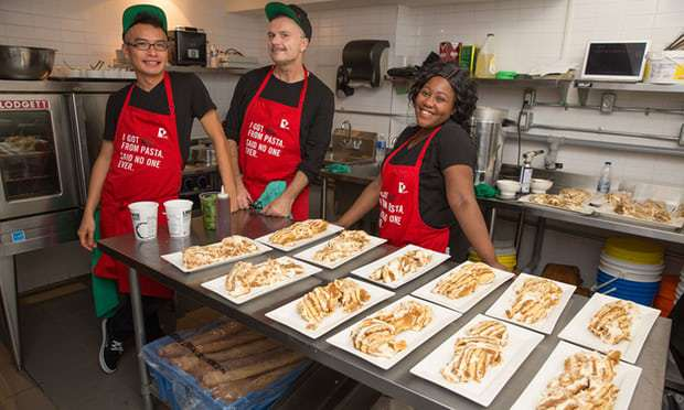 PHOTOS & VIDEO: Check Out A Restaurant In Toronto Where Everyone Has HIV And They Employ HIV+ Chefs Only