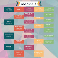 Mad Cool, Festival, 2017, horarios, cartel, music