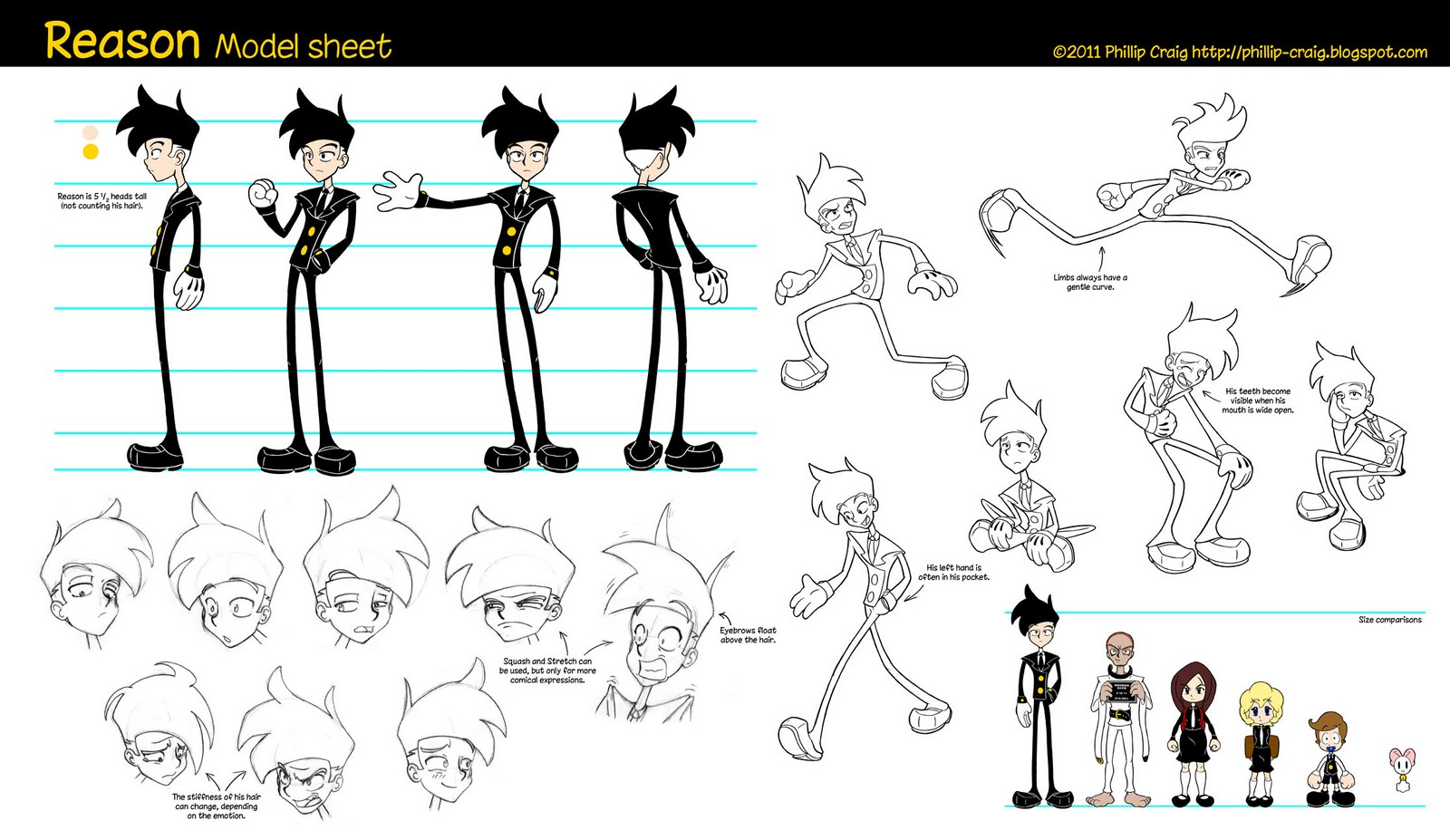 Phillip S Blog Reason Model Sheet