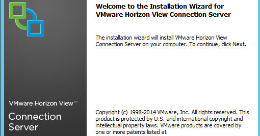 all about virtualization: Installing VMware Horizon View 6