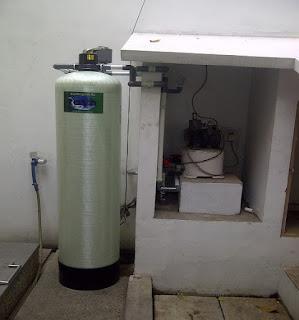 Alat Penjernih Air Sumur Yang Sederhana