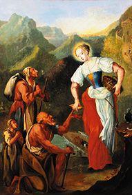 Image result for saint notburga