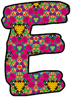 ArtbyJean - Paper Crafts: Individual letters and numbers ...