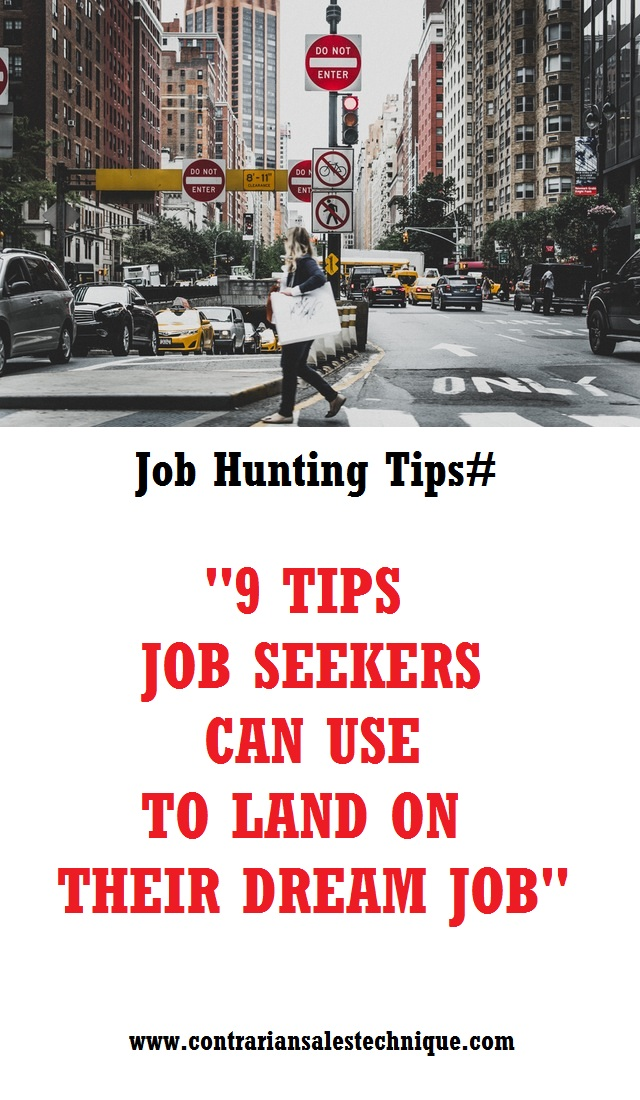 9 tips for job seekers to win their dream job