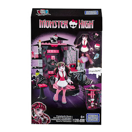 MH Vamptastic Room Draculaura Mega Blocks Figure