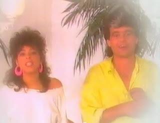 Luisa Fernandez és Peter Kent