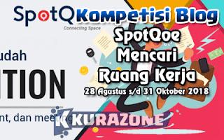 Kompetisi Blog - SpotQoe Berhadiah Total Uang Tunai 4,5 Juta Rupiah