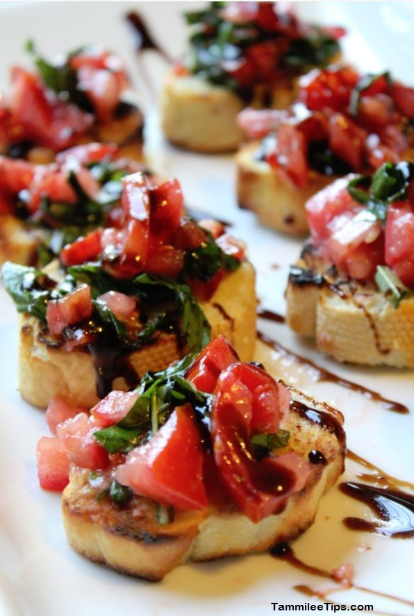 It's Written On The Wall: 22 Recipes For Appetizers And