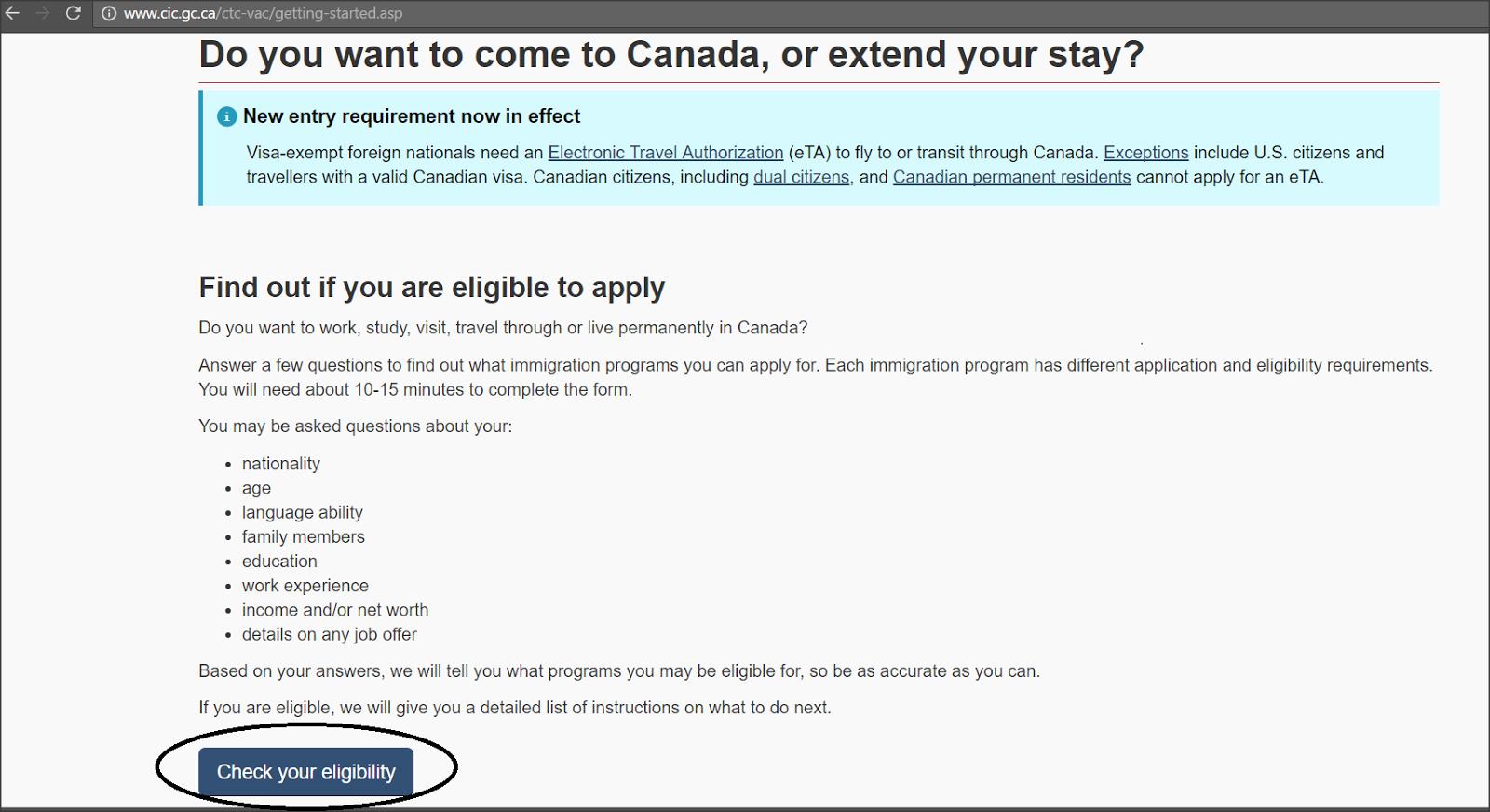 Transworld Cities!: Como aplicar para la VISA DE TRANSITO de Canadá?