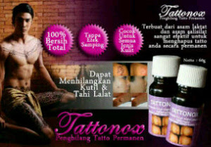 Obat Penghilang Tatto Tattonox Asli Palsu