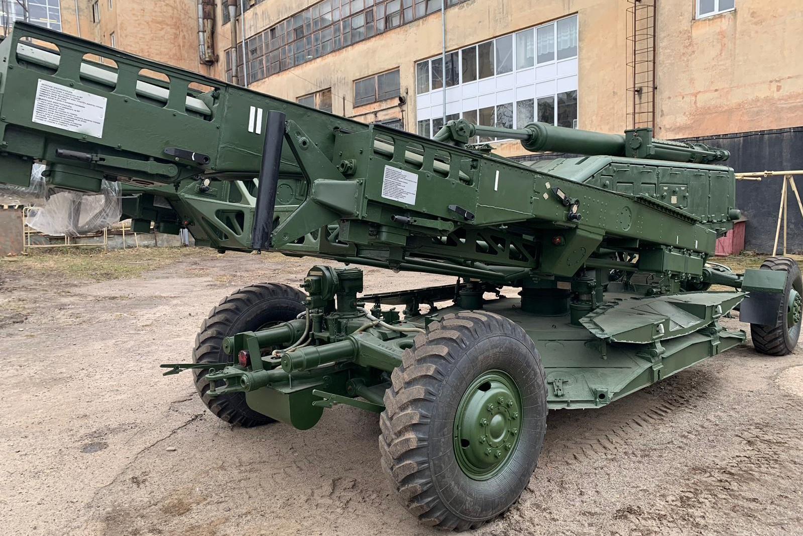 Львівський завод освоїв ремонт 27 типів техніки ППО
