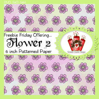 http://buyscribblesdesigns.blogspot.com/2016/04/freebie-friday-flower-1-digi-paper.html