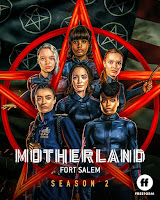 Segunda temporada de Motherland: Fort Salem