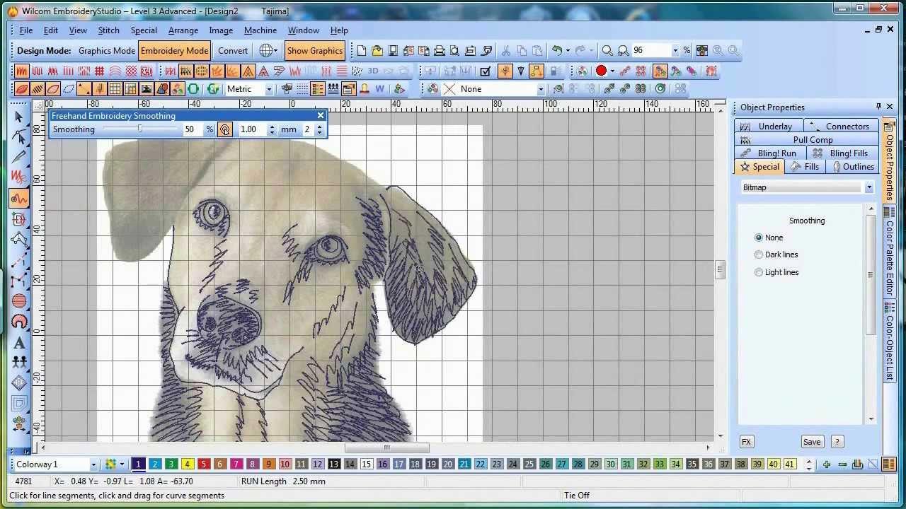 تحميل برنامج wilcom embroiderystudio e2