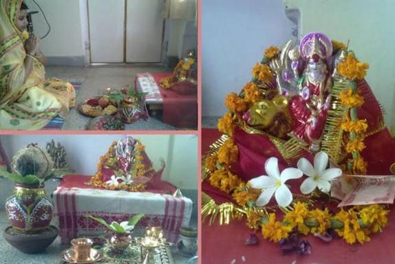 Kalash Sthapna Karne ke Niyam Vidhi