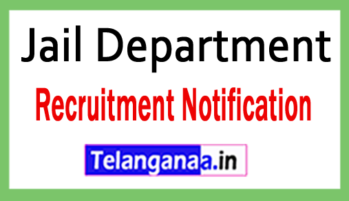 Jail Department Recruitment