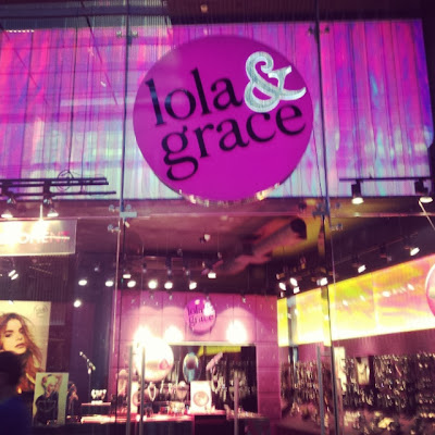 Visiting Lola & Grace at Westfield Stratford
