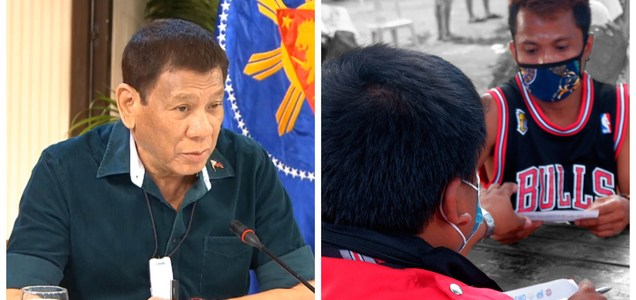 President Duterte offers 30,000 to people that will give information about local officials corrupting SAP funds | Pinoy Trend