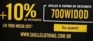 loja skull clothing