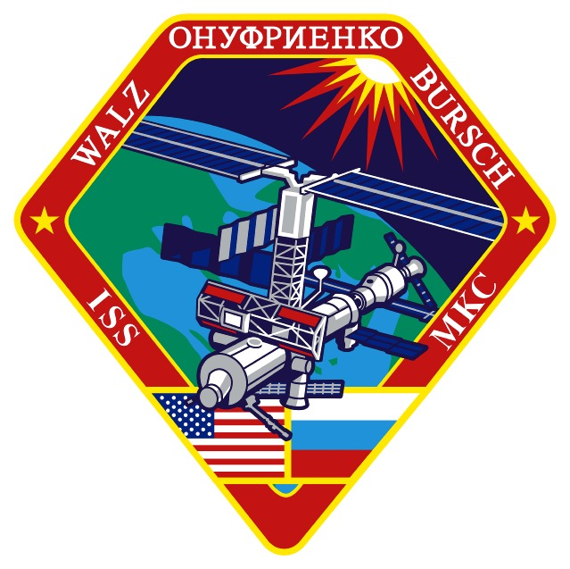 Mission Patches On Mission 4 To The International Space: Space Patches: Expedition Patches Continued