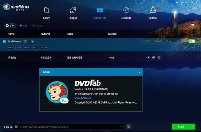 Download DVDFab 10.2.0.9 Full Version