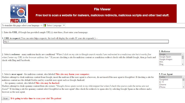 Tutorial Lengkap Membuang Pishing, Spam Dan Malware Di Blog Anda.