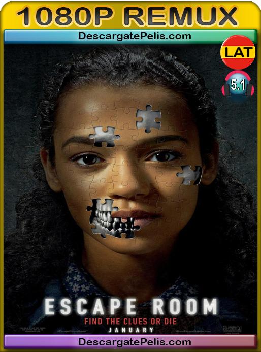 Escape Room: Sin salida (2019) [1080P Remux] Latino Dual