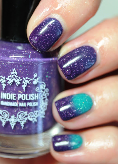 My Indie Polish The Wildest Thing of All Thermal Nail Polish