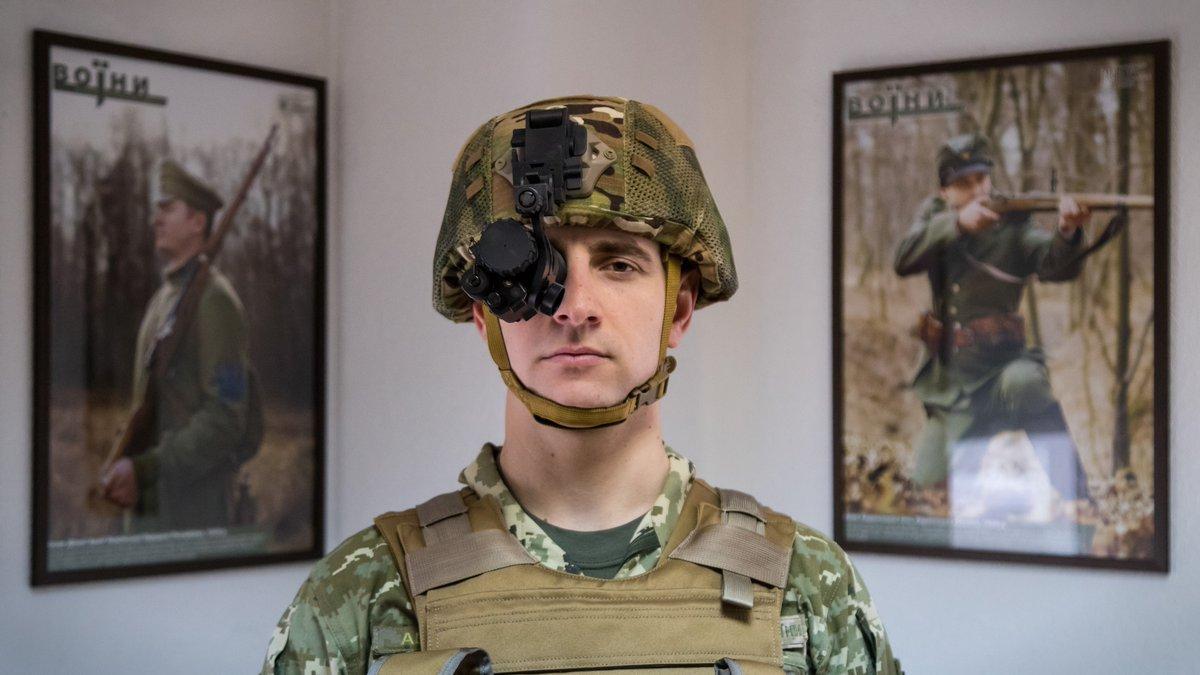 Правительство США передало ВСУ 2500 приборов ночного видения
