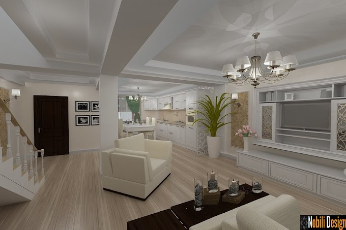 Amenajari interioare case vile Constanta-Bucuresti-Design Interior-Amenajari Interioare-case clasice