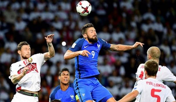 Prediksi Prancis vs Belarusia Kualifikasi PD 2018