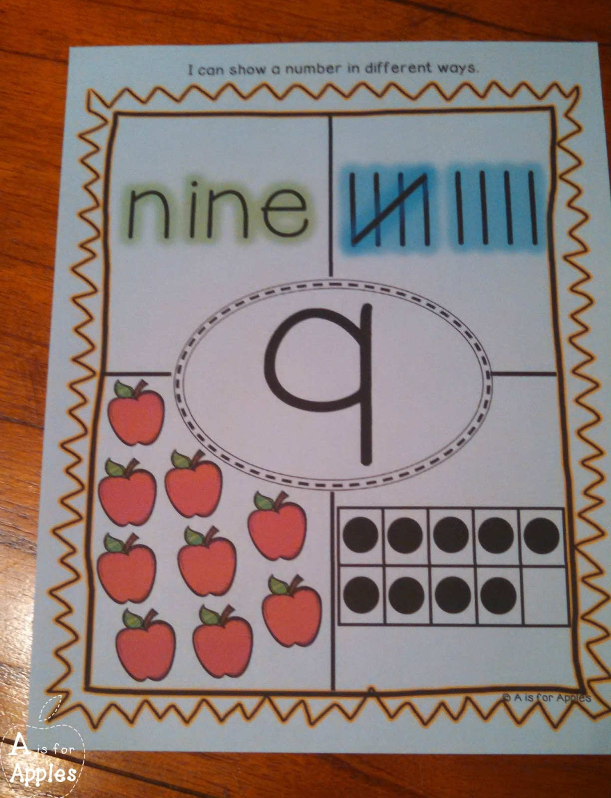 Teacher Deals And Dollar Steals Ways To Show Numbers