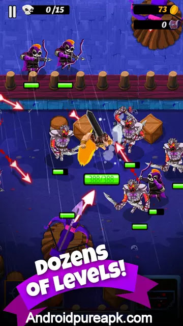 Barbaric: The Golden Hero Apk Download Mod