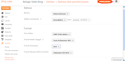 Akun Blogger step 12