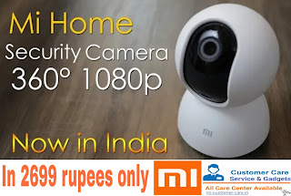 MI home security 360 camera